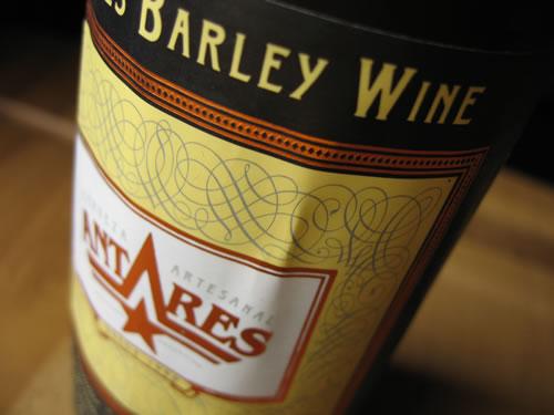 Antares Barley Wine