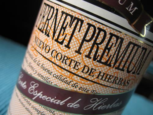 Fernet Premium