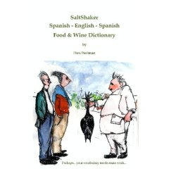 english spanish food dictionary
